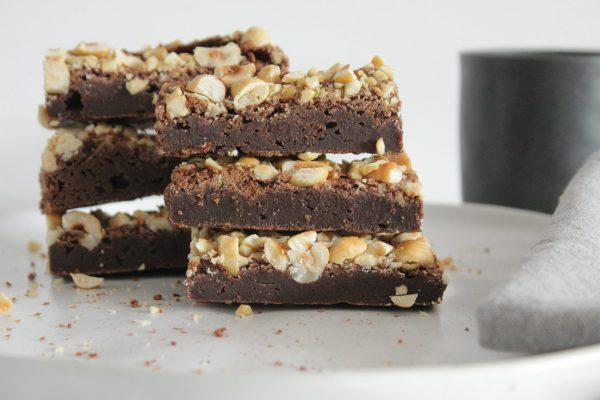Browniehuys - Hazelnoot