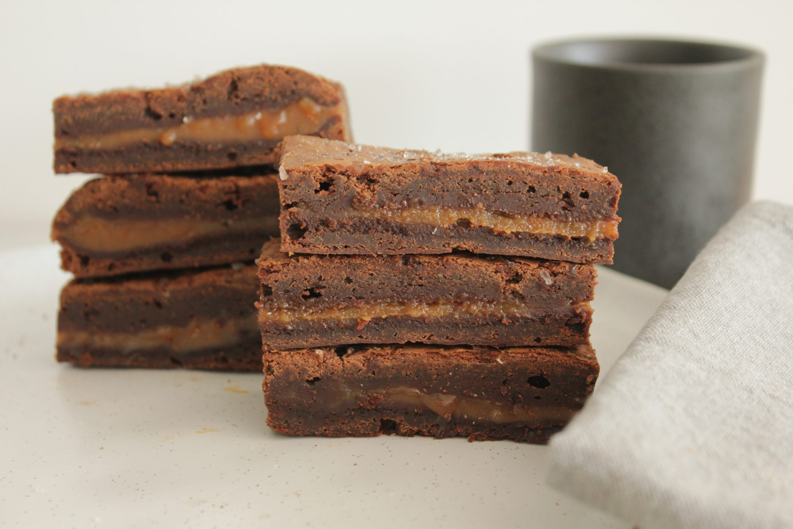 Browniehuys - Salted Caramel