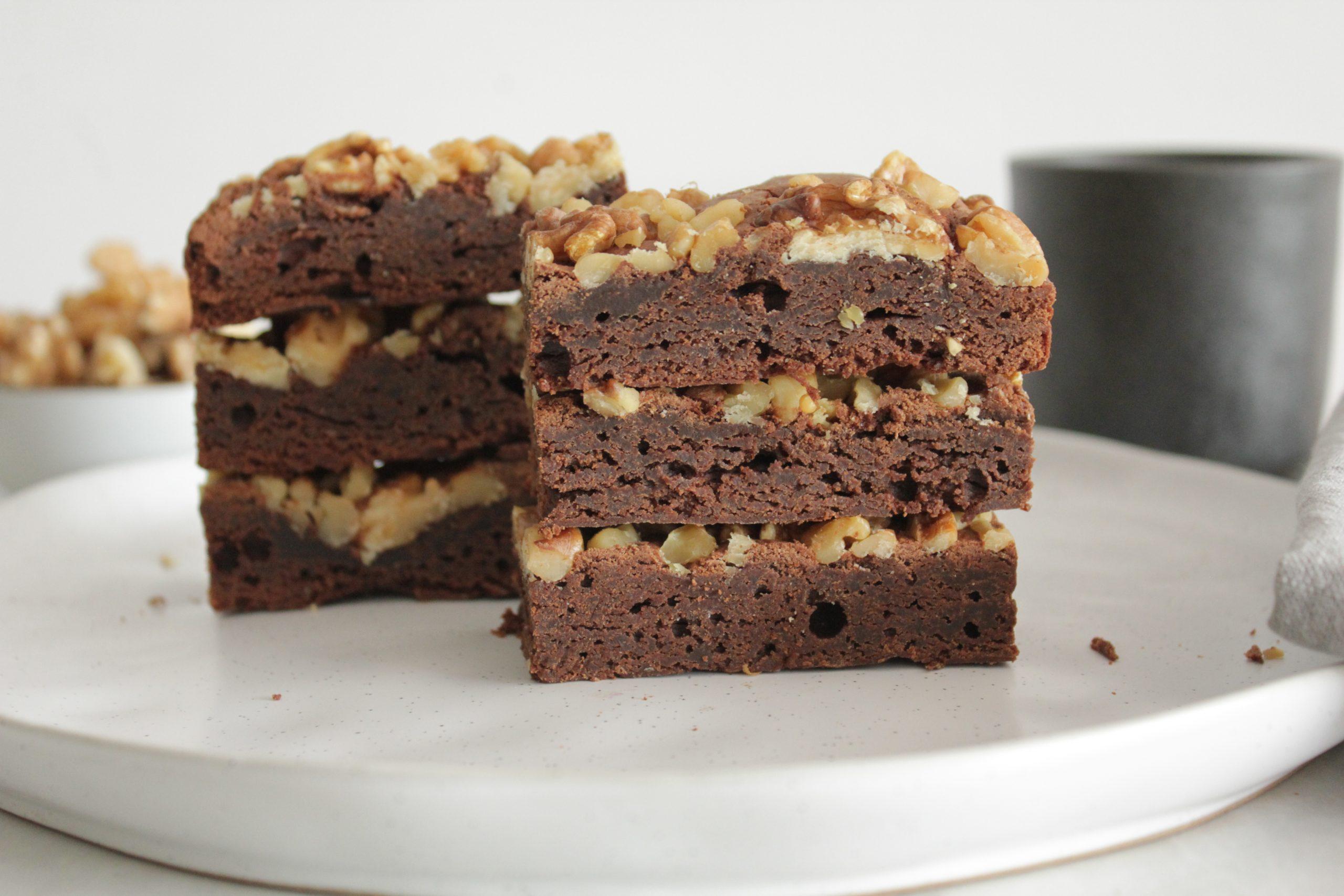 Browniehuys - Walnoot